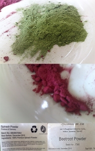 spinach-and-beetroot-powder